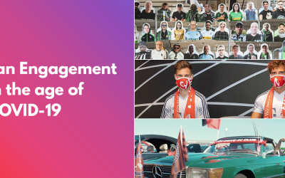 Fan Engagement in the age of COVID-19: cardboard fans, sex dolls, drive-in stadiums, and more