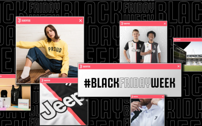 13 Creative Black Friday Campaigns for Sports Brands