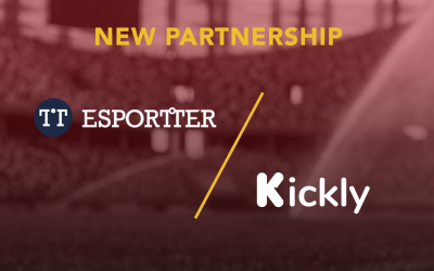 Kickly partners with Esportter to enter the Spanish market