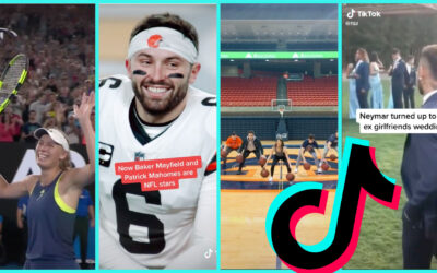 UFC, Euro 2020, Manchester United, all aboard! A look at how the sports world is embracing TikTok