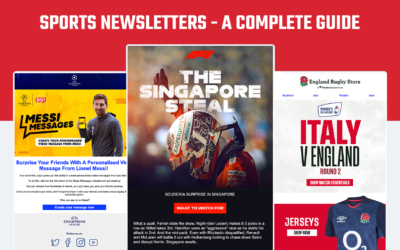 Sports newsletters: the why, the what and the how?