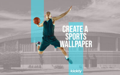 How to Create a Sports Wallpaper Without Using Photoshop