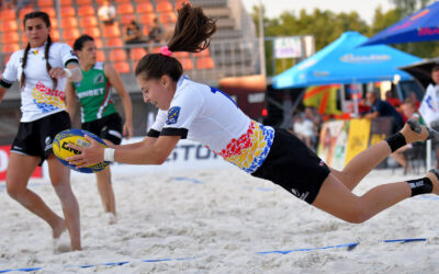 Rugby Europe Beach Tour's success on Instagram Stories